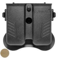 Amomax Universal Doppel Magazinholster