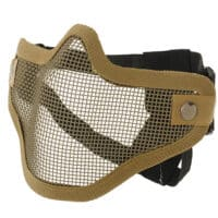 Paintball / Airsoft Face Mask C.O.D. Style (Desert)