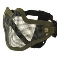 Paintball / Airsoft Face Mask C.O.D. Style (oliv)