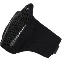 Airsoft HalfFace Mesh Maske 2.0 Gittermaske (schwarz)