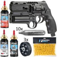 Umarex T4E HDR 50 Revolver SELF-DEFENCE-KIT (19-teilig)