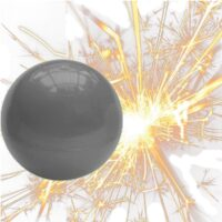 68Balls FX Ammunition - Sparkling Balls / Explosivgeschosse (10er Röhrchen)