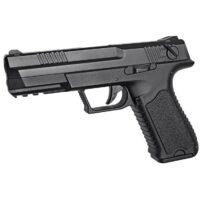 ASG Challenger XP17 AEP Airsoft Pistole Komplettset (schwarz)