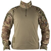 Delta Six Tactical Oberteil Frog Suit / Combat Shirt V3 mit Protectoren (Multicam)
