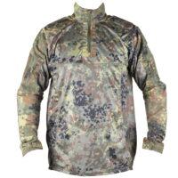 DELTA SIX Spec-Ops Tactical Jersey / Combat Shirt 2.0 (Flecktarn)