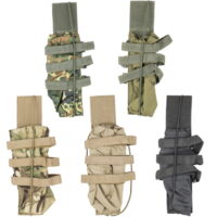Delta Six Universal Molle Tank Pouch / HPA System Tasche