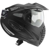 Dye SE RENTAL Paintball Maske, single Lens (schwarz)