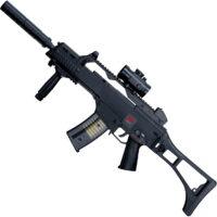 Heckler & Koch G36 C AEG Airsoft Sturmgewehr (schwarz)