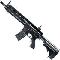 Heckler & Koch HK416 D CQB AEG Airsoft Sturmgewehr (schwarz)