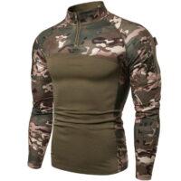Delta Six UL Combat Shirt / Tactical Oberteil (Slim Design) - Multicam
