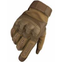 Delta Six ProTac V2 Tactical Gloves / Taktische Vollfingerhandschuhe (desert / tan)