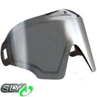 Valken MI-3 / MI-7 / MI-9 Paintball Thermal Maskenglas (chrome mirror)