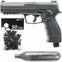 Umarex T4E HDP 50 Pistole Players Pack (schwarz)