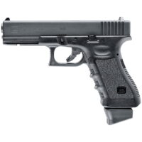 Umarex Glock 17 Deluxe Co2 Airsoft Pistole (schwarz)