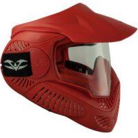 Valken Annex MI-3 Paintball Field Maske (rot)