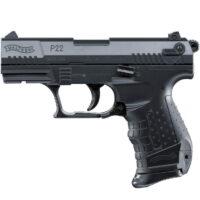 Walther P22 Airsoft Pistole (schwarz)