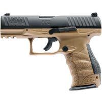 Walther PPQ M2 T4E RAM Paintball Pistole (Cal. 43) - Desert / Tan