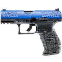 Walther PPQ M2 T4E RAM Paintball Pistole (Cal. 43) - blau
