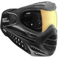 DYE Axis Pro Paintball Thermal Maske (schwarz)