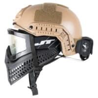ExFog Antifog System Universal Maskenventilator für Tactical Helme