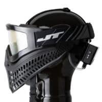 ExFog Antifog System Universal Maskenventilator (schwarz) - T-Band für Paintballmasken